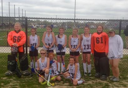 U14 Shooting Stars 2017 With College Connection