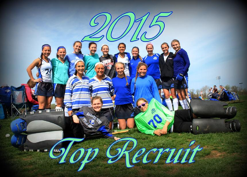 Top Recruit Spring 2015
